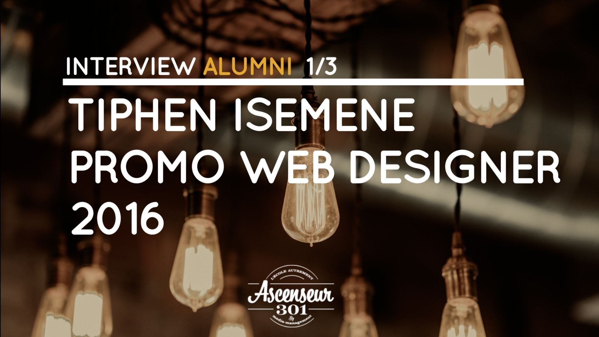 Tiphen interview web designer développeur front end