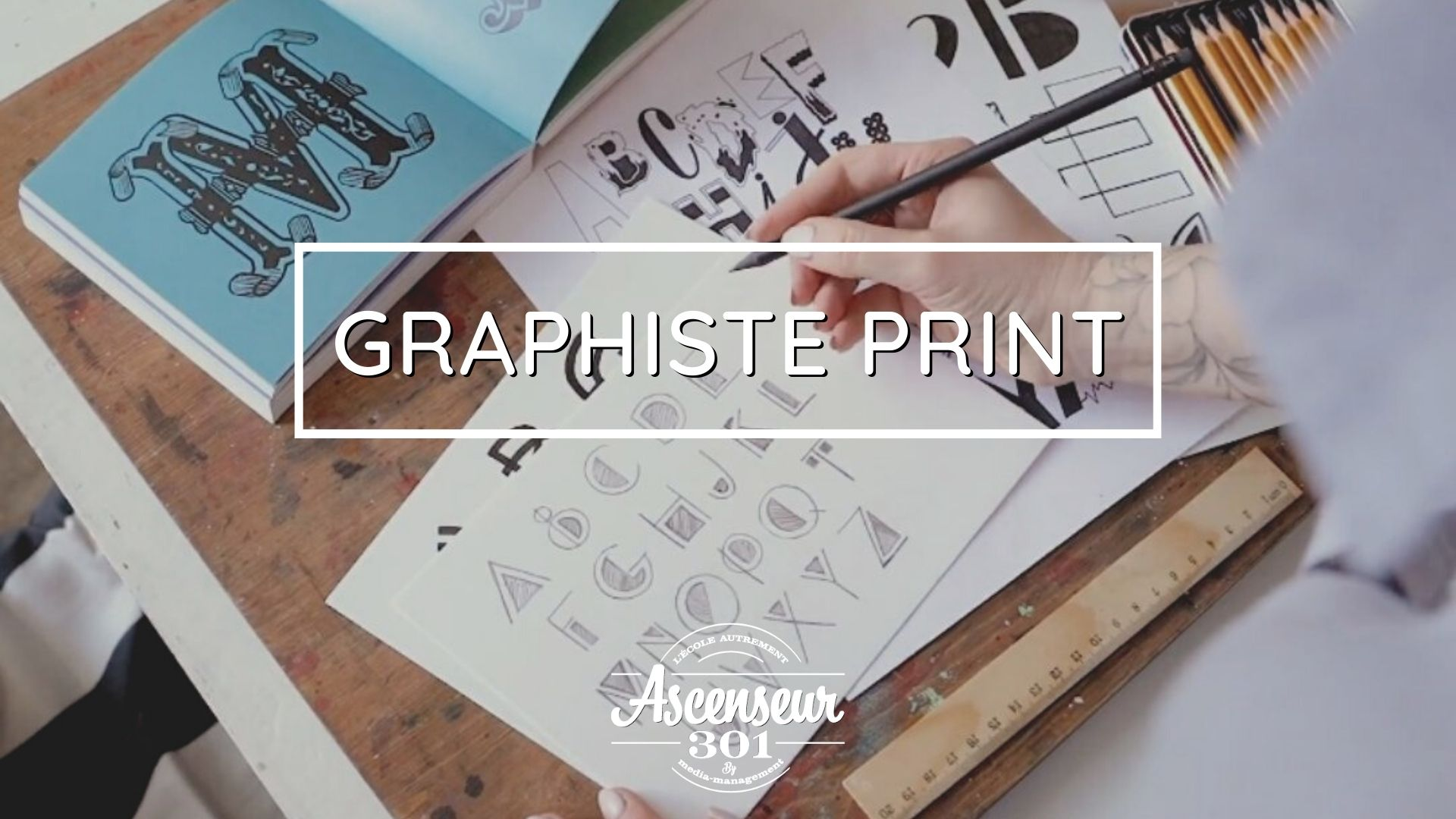 formation graphiste print