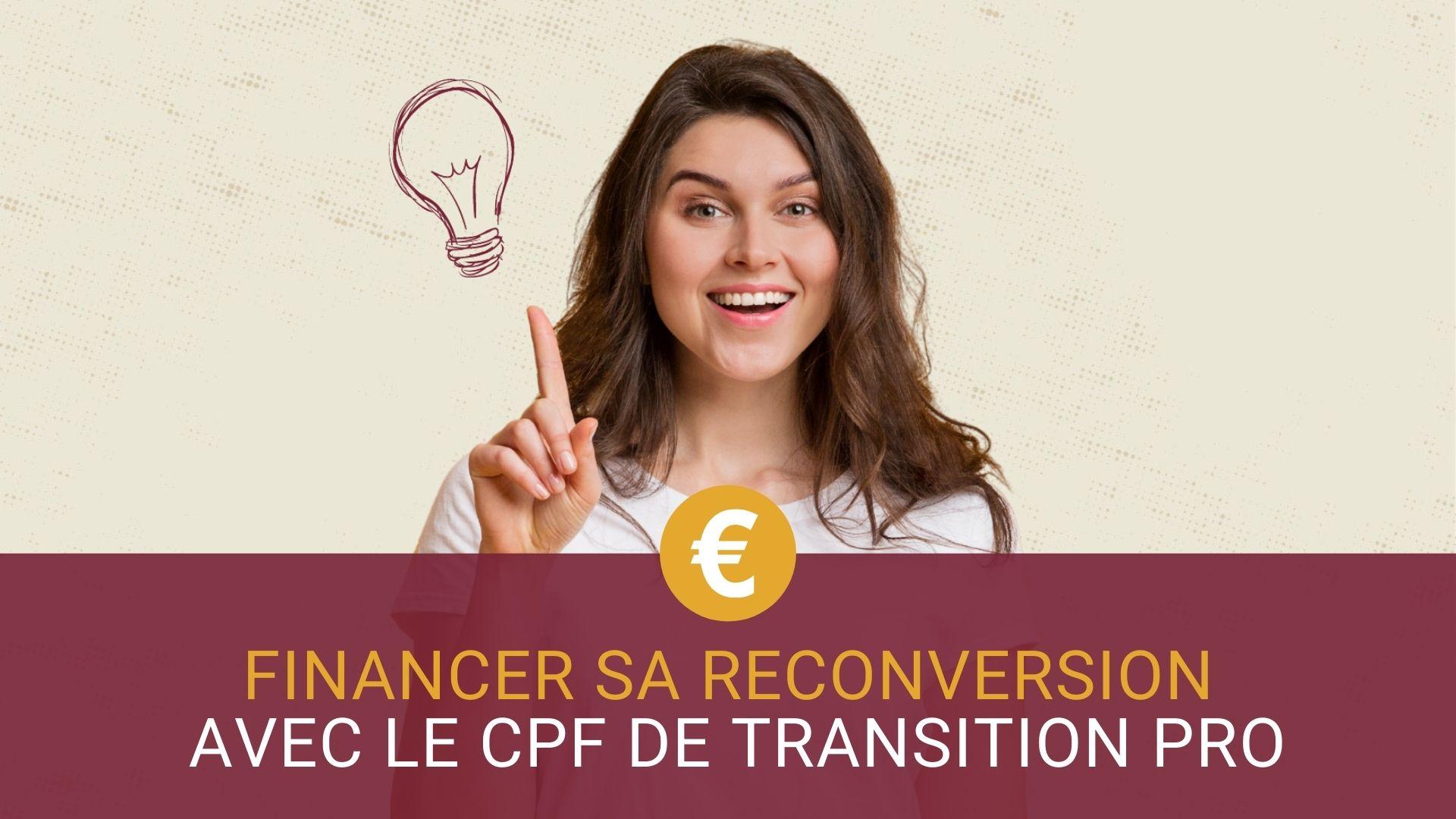 reconversion financement cpf de transition pro