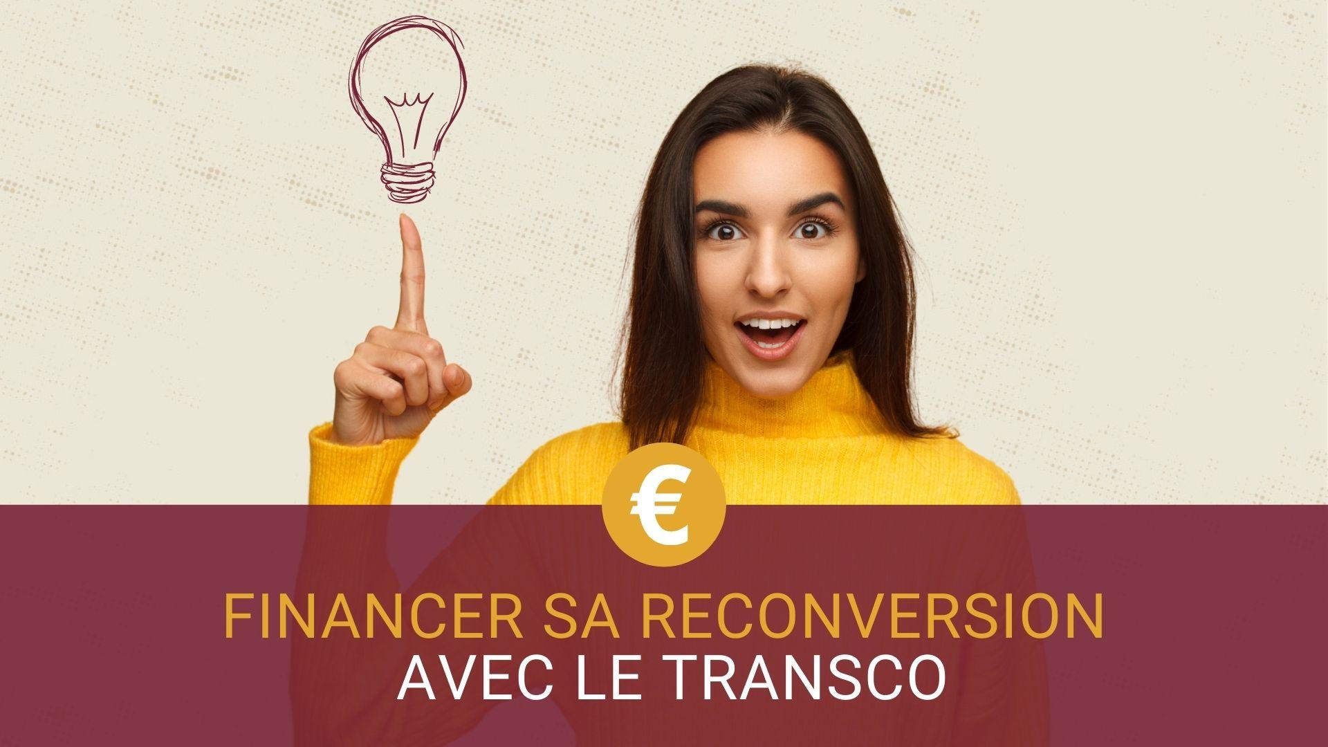 financer sa reconversion professionnelle transco